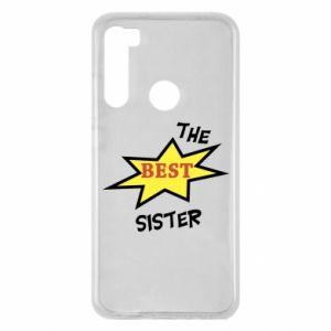 Etui na Xiaomi Redmi Note 8 The best sister