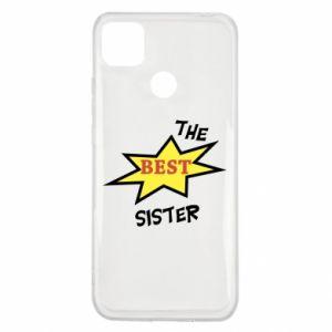 Etui na Xiaomi Redmi 9c The best sister