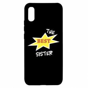 Etui na Xiaomi Redmi 9a The best sister