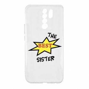 Etui na Xiaomi Redmi 9 The best sister