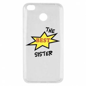 Etui na Xiaomi Redmi 4X The best sister