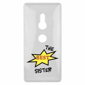 Etui na Sony Xperia XZ2 The best sister