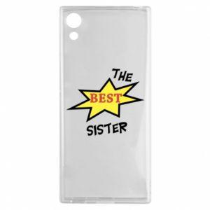 Etui na Sony Xperia XA1 The best sister