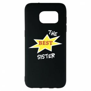 Etui na Samsung S7 EDGE The best sister