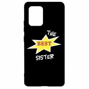 Etui na Samsung S10 Lite The best sister