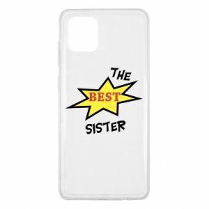 Etui na Samsung Note 10 Lite The best sister