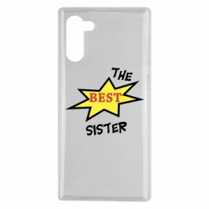 Etui na Samsung Note 10 The best sister