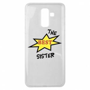 Etui na Samsung J8 2018 The best sister