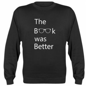 Bluza (raglan) The book was better