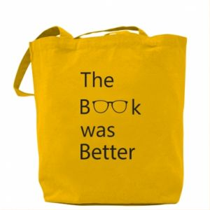 Torba The book was better