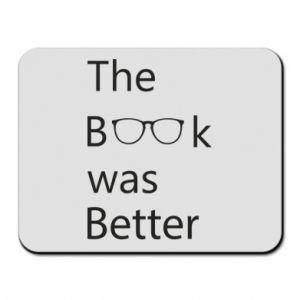 Podkładka pod mysz The book was better