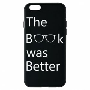 Etui na iPhone 6/6S The book was better