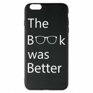 Etui na iPhone 6 Plus/6S Plus The book was better