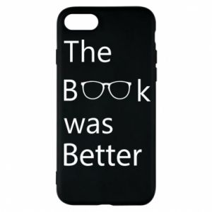 Etui na iPhone 7 The book was better