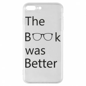 Etui na iPhone 8 Plus The book was better