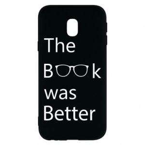 Etui na Samsung J3 2017 The book was better