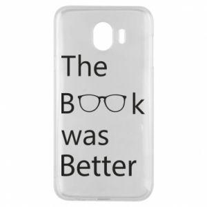 Etui na Samsung J4 The book was better