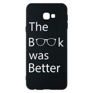 Etui na Samsung J4 Plus 2018 The book was better