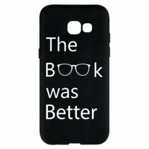 Etui na Samsung A5 2017 The book was better