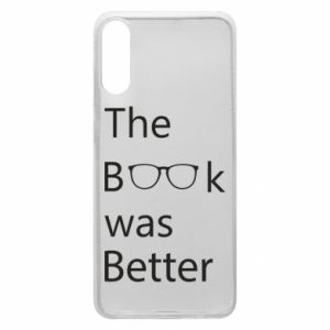Etui na Samsung A70 The book was better