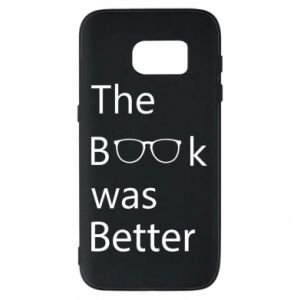 Etui na Samsung S7 The book was better