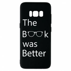 Etui na Samsung S8 The book was better