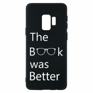 Etui na Samsung S9 The book was better
