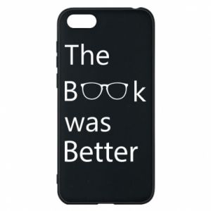 Etui na Huawei Y5 2018 The book was better