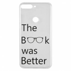 Etui na Huawei Y7 Prime 2018 The book was better