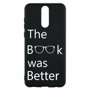 Etui na Huawei Mate 10 Lite The book was better