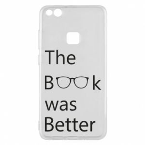 Etui na Huawei P10 Lite The book was better