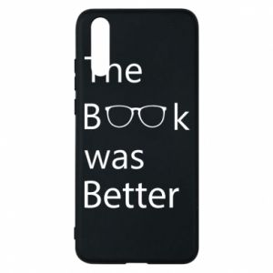 Etui na Huawei P20 The book was better