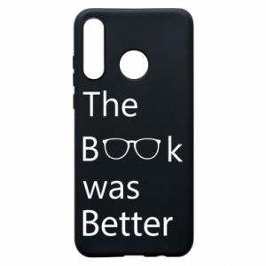 Etui na Huawei P30 Lite The book was better