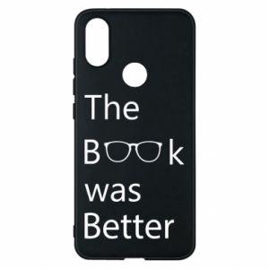 Etui na Xiaomi Mi A2 The book was better