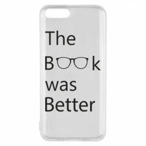 Etui na Xiaomi Mi6 The book was better