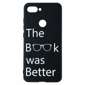 Etui na Xiaomi Mi8 Lite The book was better