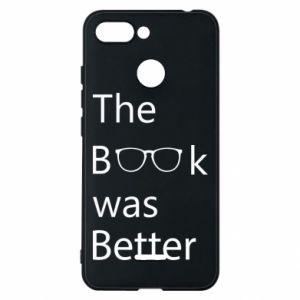Etui na Xiaomi Redmi 6 The book was better