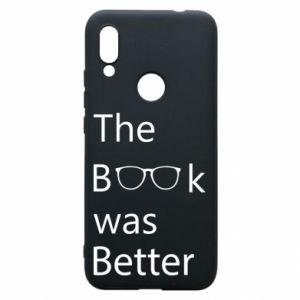 Etui na Xiaomi Redmi 7 The book was better