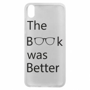 Etui na Xiaomi Redmi 7A The book was better