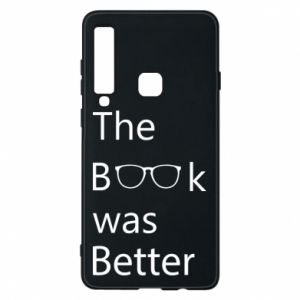 Etui na Samsung A9 2018 The book was better