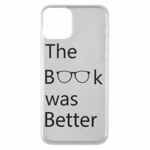 Etui na iPhone 11 The book was better
