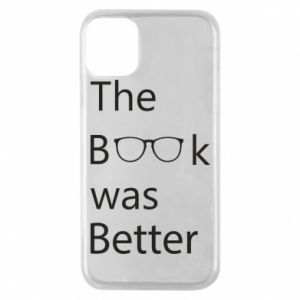 Etui na iPhone 11 Pro The book was better