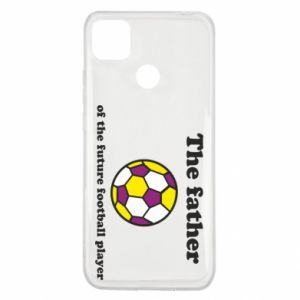 Etui na Xiaomi Redmi 9c The father of the future football player