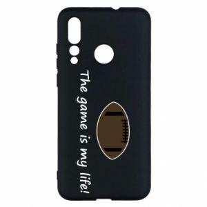 Huawei Nova 4 Case The game is my life!
