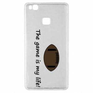 Etui na Huawei P9 Lite The game is my life!