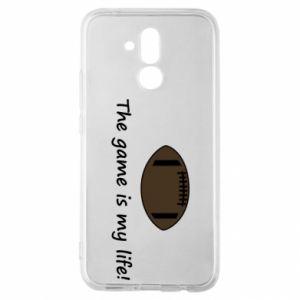 Etui na Huawei Mate 20 Lite The game is my life!