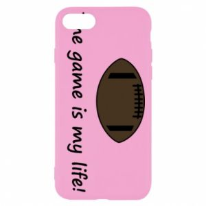 iPhone SE 2020 Case The game is my life!