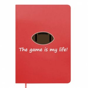 Notes The game is my life! - PrintSalon