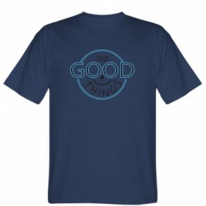 Koszulka męska The good things