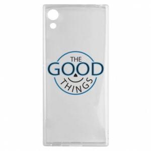 Etui na Sony Xperia XA1 The good things
